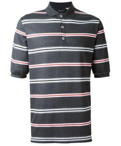 Kris Van Assche | Striped Polo Shirt