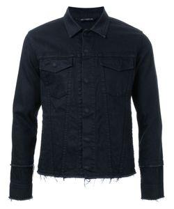 Dressedundressed | Frayed Cropped Jacket