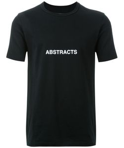 Dressedundressed | Abstracts Print T-Shirt