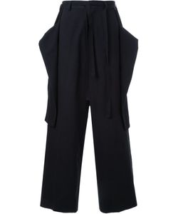 Dressedundressed | Rear Layers Wide-Legged Trousers