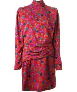 Emanuel Ungaro Vintage | Printed Short Dress