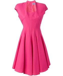 Thierry Mugler Vintage | Fitted Flared Dress