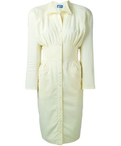 Thierry Mugler Vintage | Fitted Shirt Dress