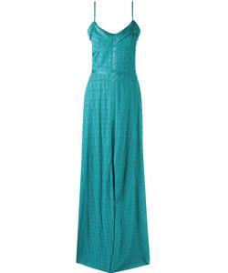 Emannuelle Junqueira   Lace Party Dress