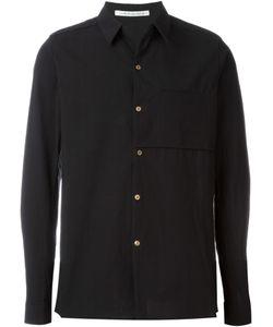 Individual Sentiments   Woven One Pocket Shirt