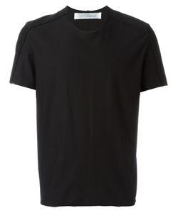 Individual Sentiments   Raw Edge Jersey T-Shirt