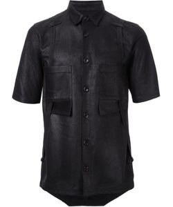 Alexandre Plokhov | Strapped Short Sleeved Shirt