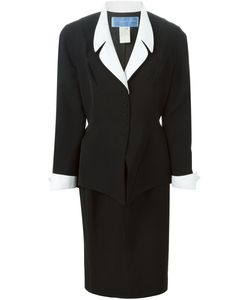 Thierry Mugler Vintage | Structured Skirt Suit