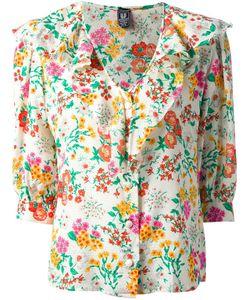Emanuel Ungaro Vintage | Floral Print Shirt