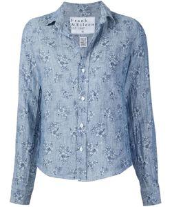 Frank & Eileen   Barry Floral Print Shirt