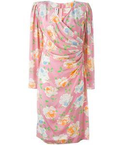 Emanuel Ungaro Vintage | Floral Print Dress