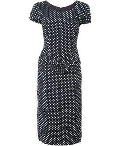 Moschino Vintage | Polka Dot Print Skirt And Top Set
