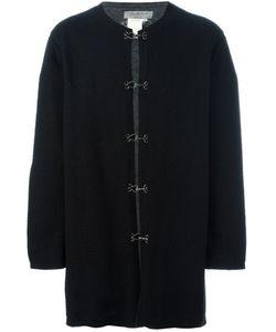 Yohji Yamamoto Vintage | Hook Fastening Coat