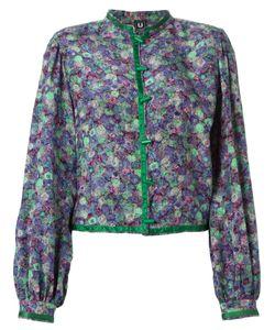 Emanuel Ungaro Vintage | Floral Print Kimono