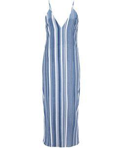 Sam & Lavi   Rue Striped Midi Dress