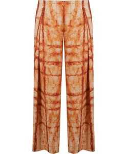 Fernanda Yamamoto | Pleated Wide Leg Trousers