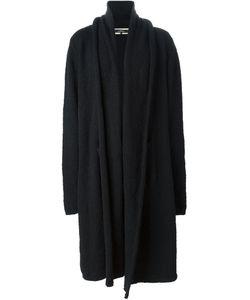 A New Cross | Long Open Front Knit Coat