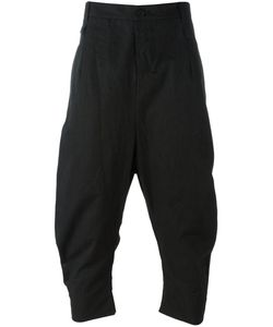 Lost And Found | Drop Crotch Loose Fit Trousers