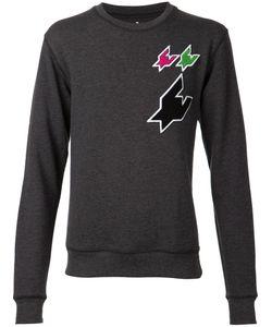 Kris Van Assche | Felt Embroidery Sweater