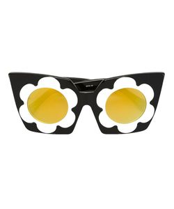 Linda Farrow Gallery   Markus Lupfer X Linda Farrow Daisy Shades Sunglasses