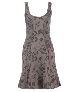 Projet Alabama | Floral Stitch Detail Dress