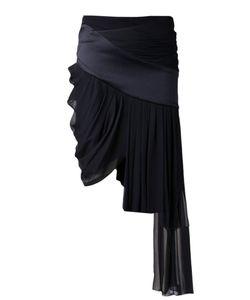 Linda Farrow Gallery   Draped Skirt