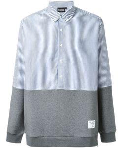Ejxiii | Striped Combi-Shirt
