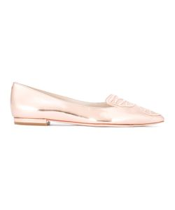 Sophia Webster | Pointed Toe Slippers Womens Size 36 Leather