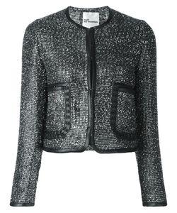 Comme Des Garçons Noir Kei Ninomiya | Shimmering Jacket