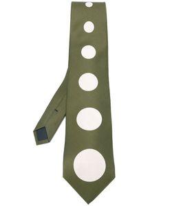 Thierry Mugler Vintage | Dot Print Tie