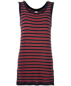 Moschino Vintage | Striped Tank Dress