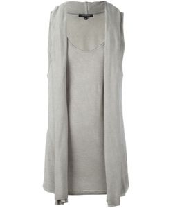 Unconditional | Draped Hooded Vest
