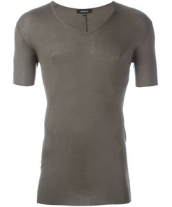 Unconditional | Ribbed V-Neck T-Shirt