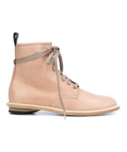 Valas | Lace Up Ankle Boots