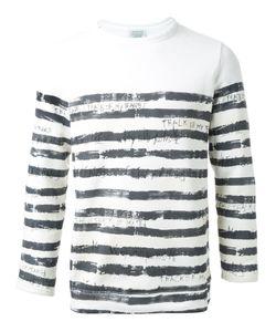 Fad Three | Striped Sweatshirt