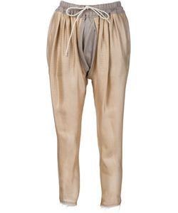 Vivienne Westwood Gold Label | Drawstring Sarouel Trousers