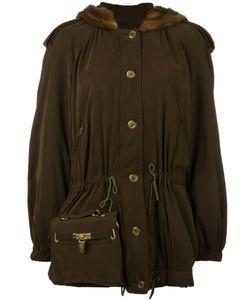 Moschino Vintage | Bag Detail Coat