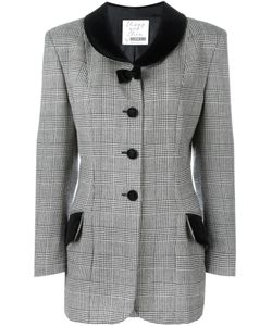 Moschino Vintage | Contrast Patterned Jacket