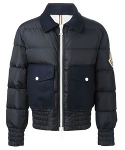 Moncler X Ami | Padded Zipped Jacket