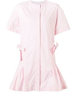 Minjukim | Flared Shirt Dress