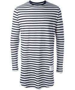 Ejxiii | Long Striped T-Shirt