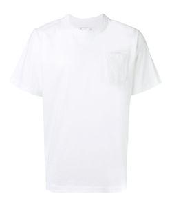 Sacai | Plain T-Shirt Mens Size 3 Cotton