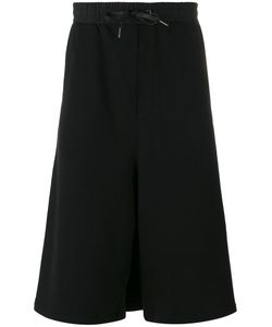 D.Gnak   Laye Oversized Track Shorts Mens Size 32 Cotton