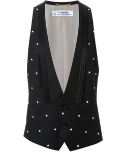 Education From Youngmachines | Embroidered Star Waistcoat