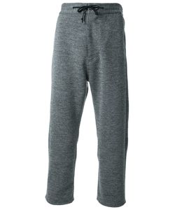 Fad Three | Cropped Drawstring Trousers