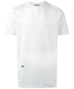 Dior Homme   Bee Embroide T-Shirt Mens Size Small Cotton