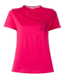 Moncler | Maglia T-Shirt Womens Size Medium Cotton