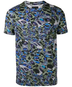Les Hommes | Printed T-Shirt Mens Size Medium Cotton