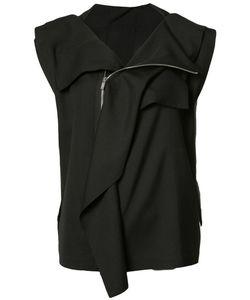 Issey Miyake   Origami-Inspi Jacket Womens Size 3 Polyester/Wool