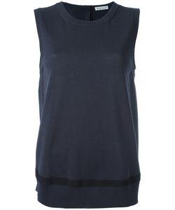 Moncler | Classic Tank Top Womens Size Medium Cotton/Viscose/Polyester